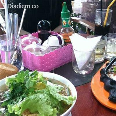 Địa Đàng Cafe