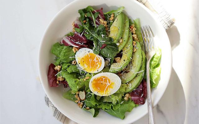 Thực đơn Eat Clean giảm cân trong 1 tuần