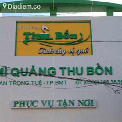 Mì Quảng Thu Bồn – Phan Trọng Tuệ