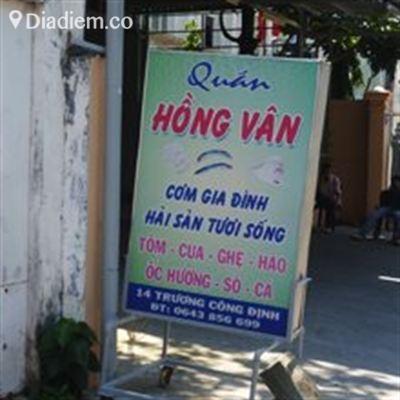 Quán Hồng Vân