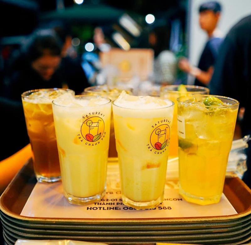 Điểm danh top 9 quán trà chanh hot nhất tại TP Vinh
