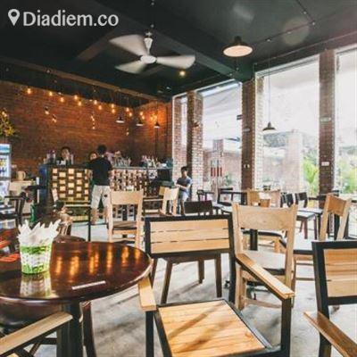Vườn Phố Cafe – Kim Đồng