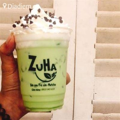 Zuha – Sữa Gạo, Trà Sữa & Matcha