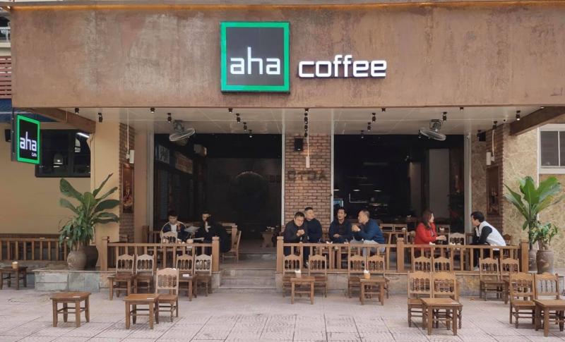 Aha Cafe - Nguyễn Cơ Thạch