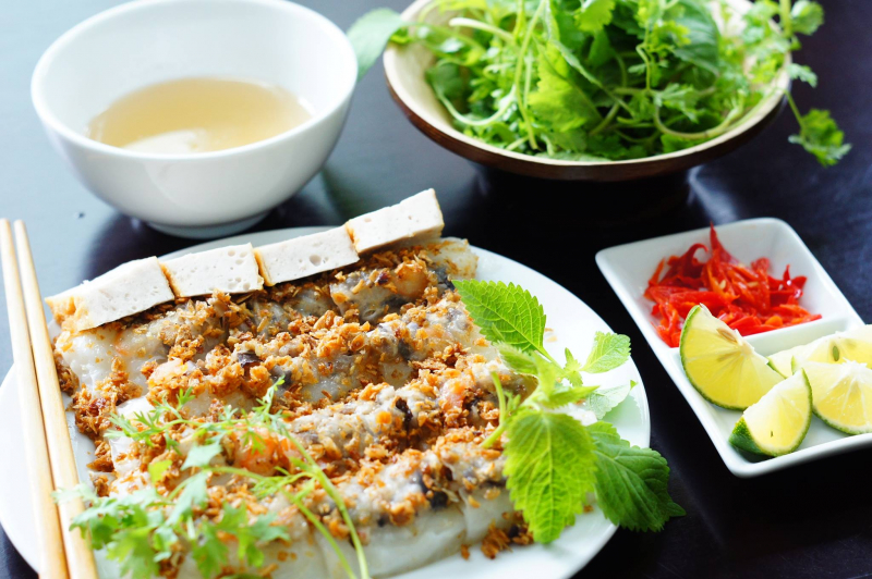 Bánh Cuốn Gia An - Nguyễn Cơ Thạch