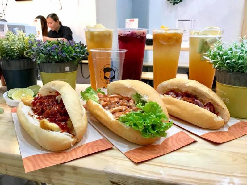 Bánh Mỳ Hẻm - Fast Food & Drink