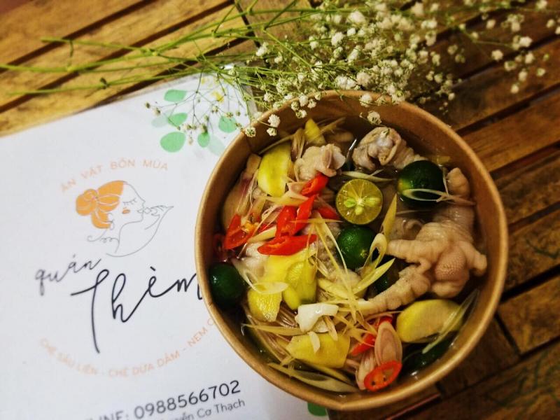 Quán THÈM - Ăn vặt bốn mùa Nguyễn Cơ Thạch