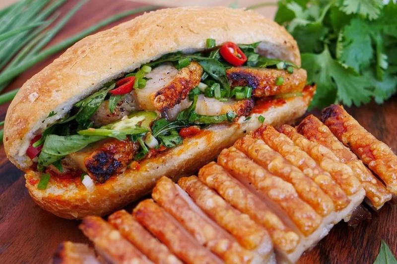 Zin - Bánh Mì Thịt Nướng