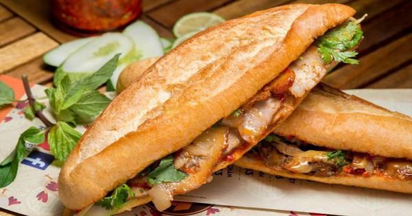 Bánh Mỳ Hẻm – Fast Food & Drink