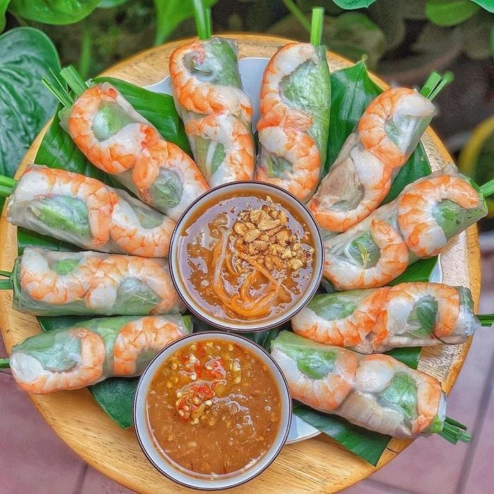 Ăn Gỏi Cuốn Ở Đâu Khi Đến Sài Gòn