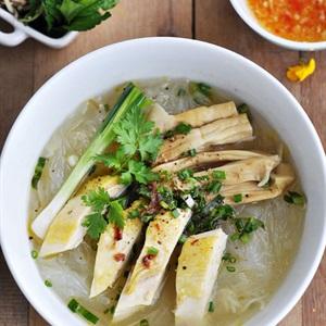 Miến măng gà Trần Cao Vân